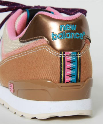 EX New Balance x Green Label Relaxing Sneakers