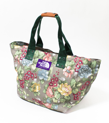 The North Face Purple Label New Flower Print Bags