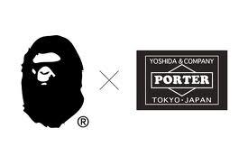 BAPE x Porter Backpack