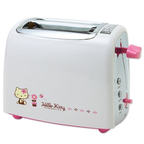 Hello Kitty Pop-Up Toaster