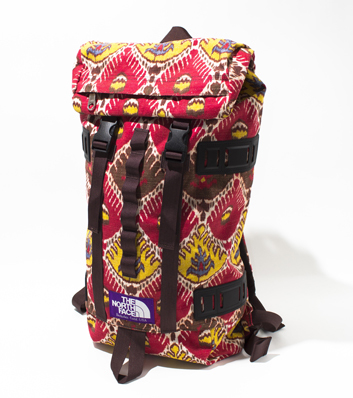 Buy The North Face Purple Label Ethnic Print Bags