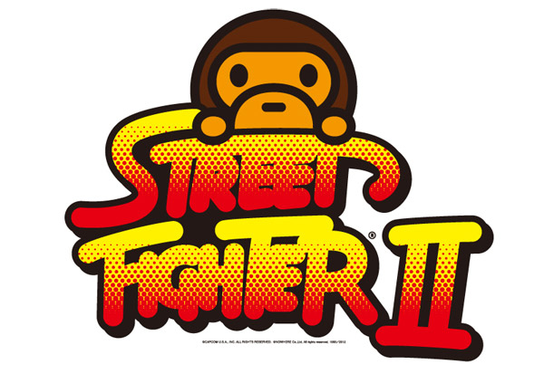 Last Chance! BAPE x Street Fighter 25th Anniversary T-Shirt Collection