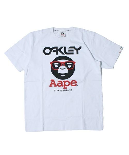 Buy AAPE by A Bathing Ape (BAPE) x Oakley Frogskin 2012