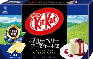 Buy Japanese Kit Kat mixed flavor Premium 3 pack set