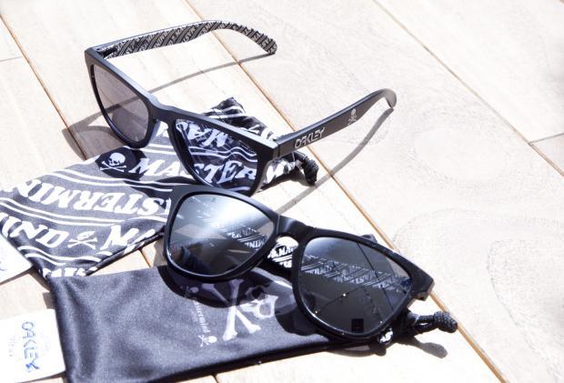 RHC Ron Herman Limited Edition Mastermind Japan x Oakley Sunglasses