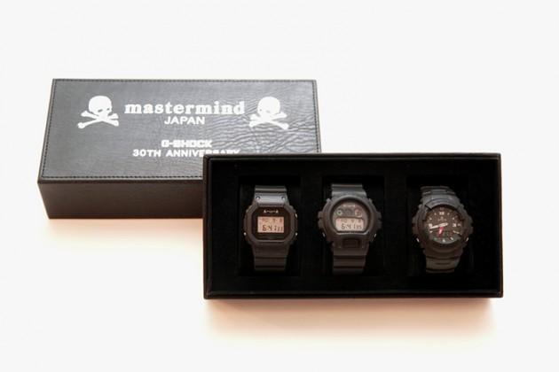 Mastermind Japan x Casio G-Shock's 30th anniversary