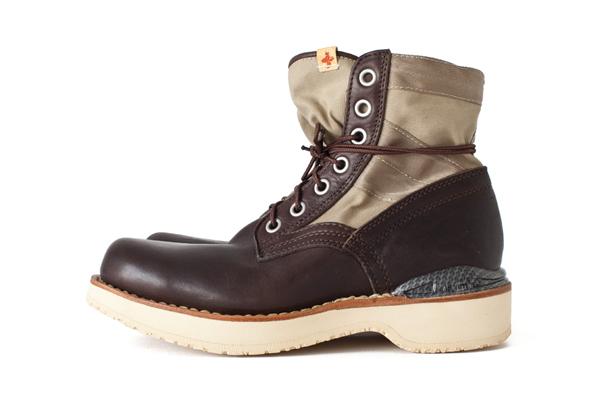 Visvim 7-Hole 73 Folk Boots
