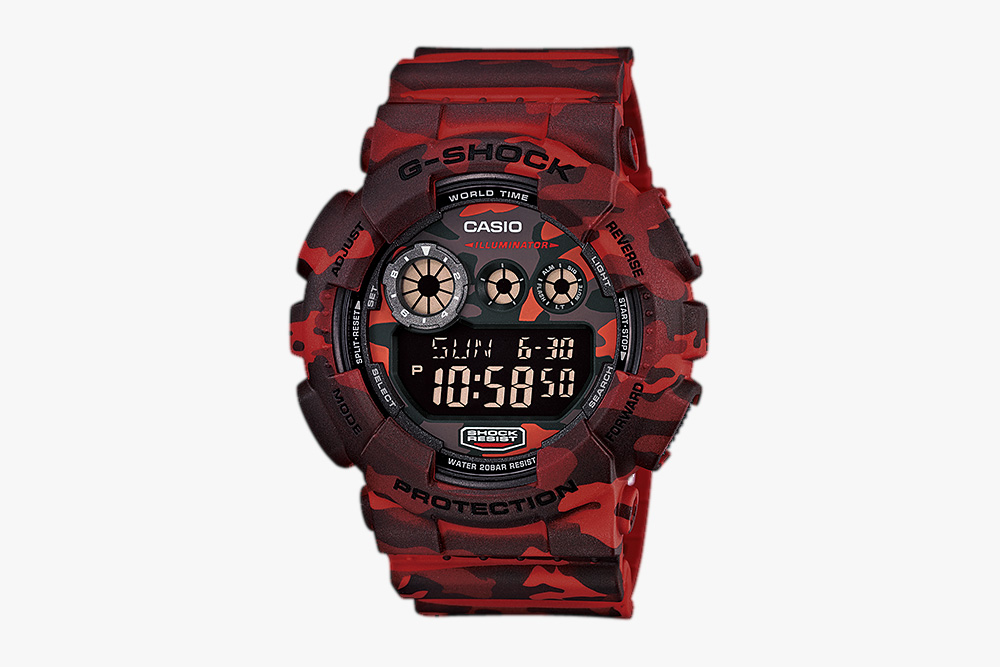 G-Shock GD-X6900 Camouflage Series