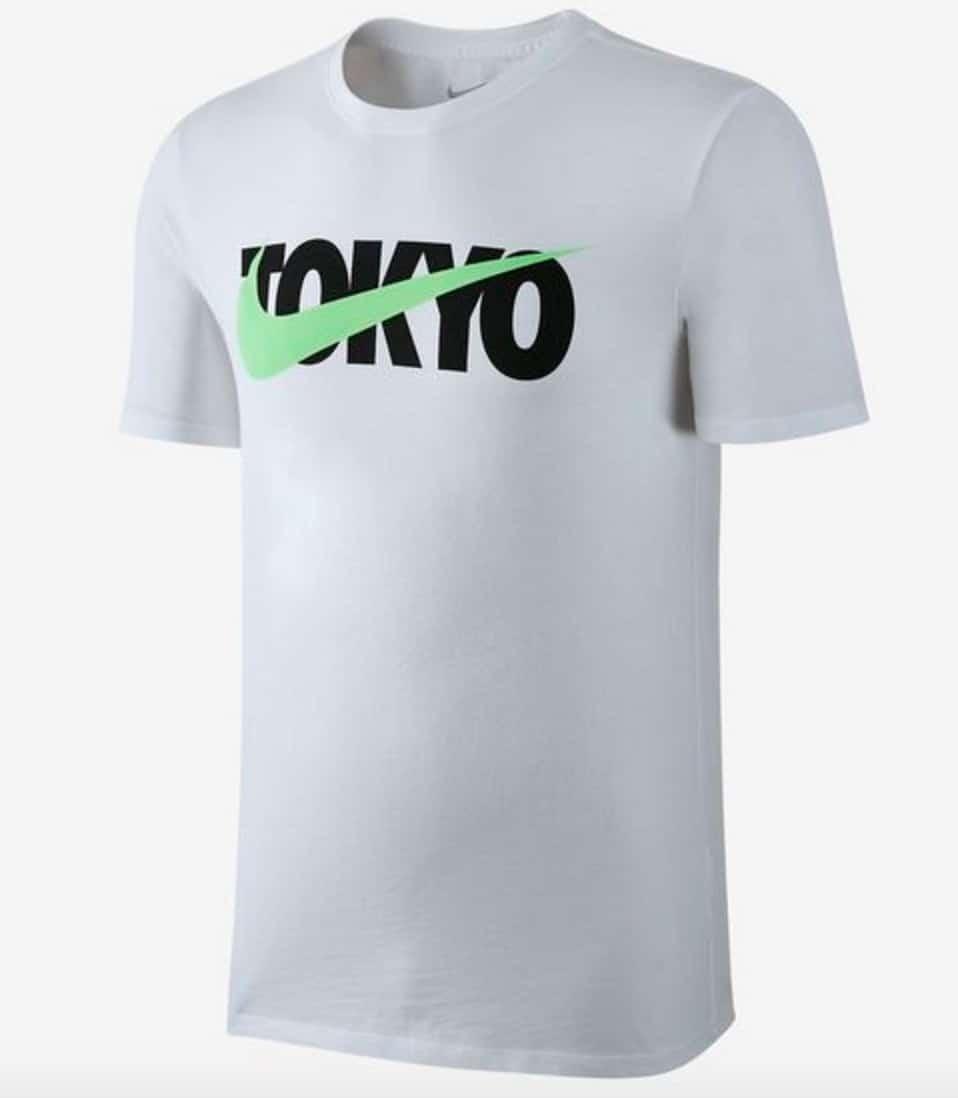 Nike Tokyo