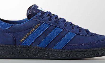 Adidas Men's Originals【adidas SPEZIAL】Manchester Marine