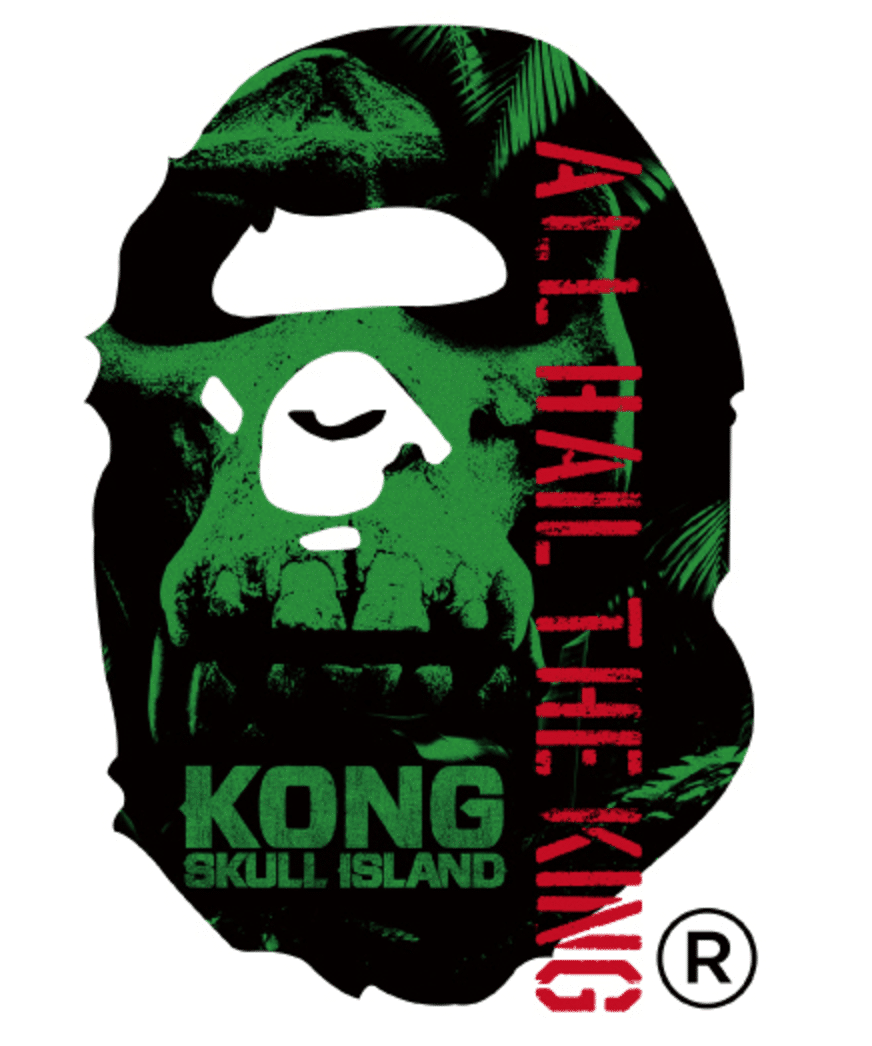 Feel Like the King with this A Bathing Ape Line