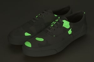 BAPE Glow-in-the-Dark Sneakers