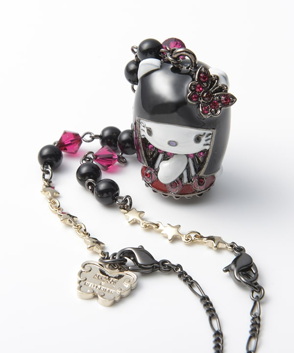 Purple Hello Kitty x Anna Sui