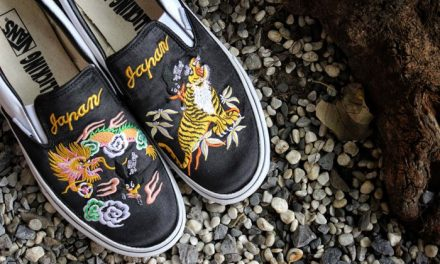 VANS x Rollicking A Different Way to Wear the Sukajan Style
