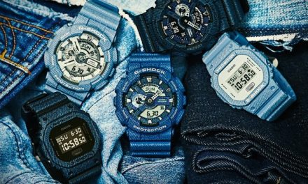 Match Your Watch to Your Jeans with Denim G-Shock and Baby G Styles