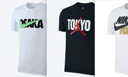 Nike Japan City T-Shirts and Caps