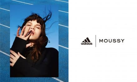 Adidas x Moussy Athleisure Wear for Women