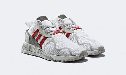 ADIDAS EQT Cushion ADV Exclusive Asia Color