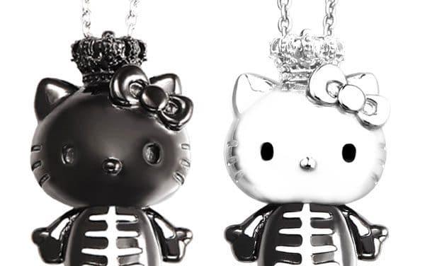 Punk Rock Pussycat: Justin Davis for Hello Kitty
