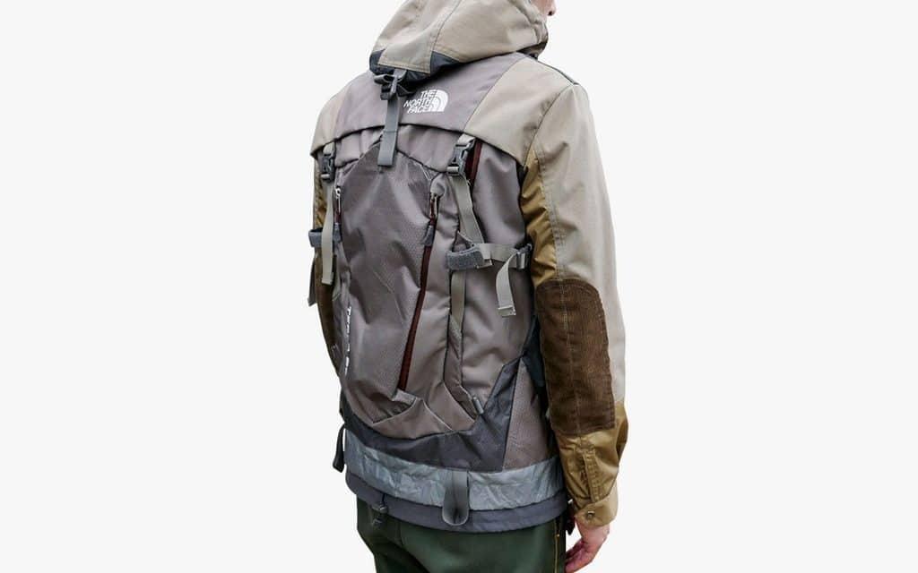 Junya Watanabe's Innovative Backpack Jacket