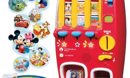 Disney Toy Vending Machine by Takara Tomy